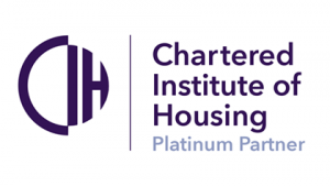 Chartered Institute of Housing Platinum Partner Logo